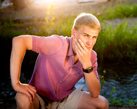 Connor's Senior Photos 2015